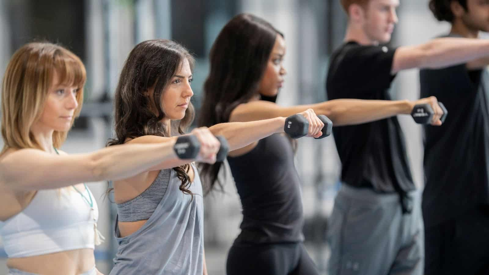 Benefits Of Weight Training For Teenage Girls