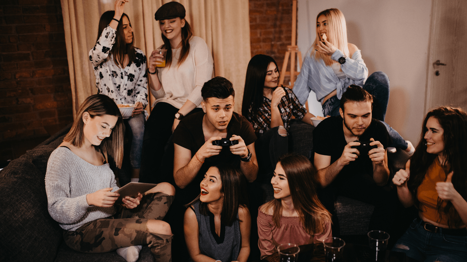 Party Games For Older Teens Flirty