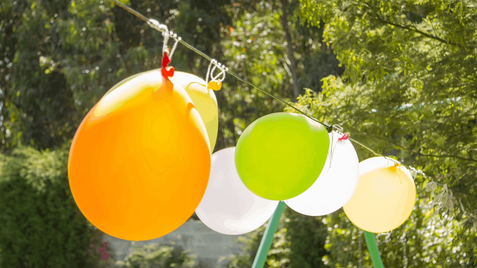 Balloon Party Games For Teens