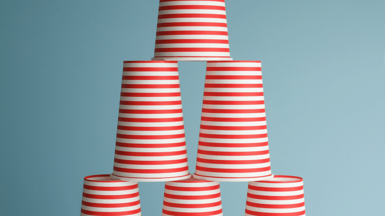 Party Games For Teens Cup Stacker