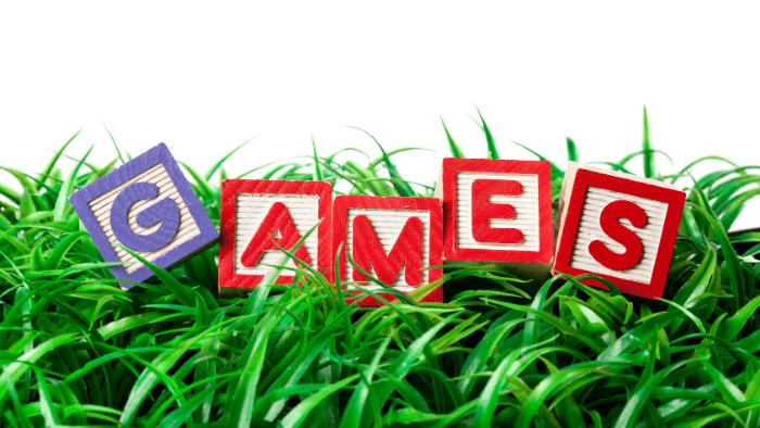 Outdoor games for teens