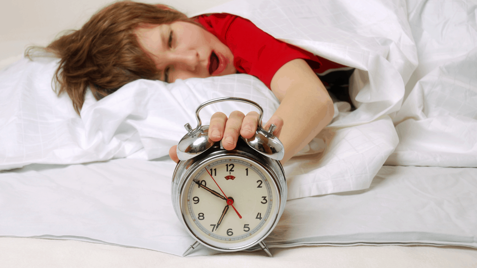 why teens stay up late - internal clock