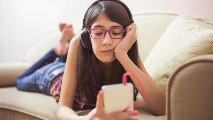 Bored Teen - How To Get Your Teenager Out Of Their Room