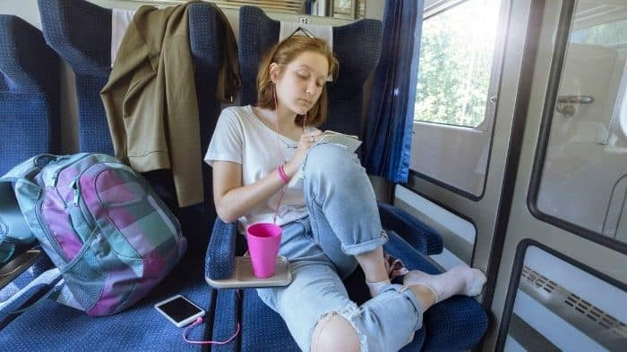 Train Ride - How To Get Your Teenager Out Of Their Room