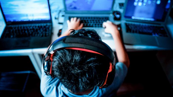 teen gaming dopamine addiction