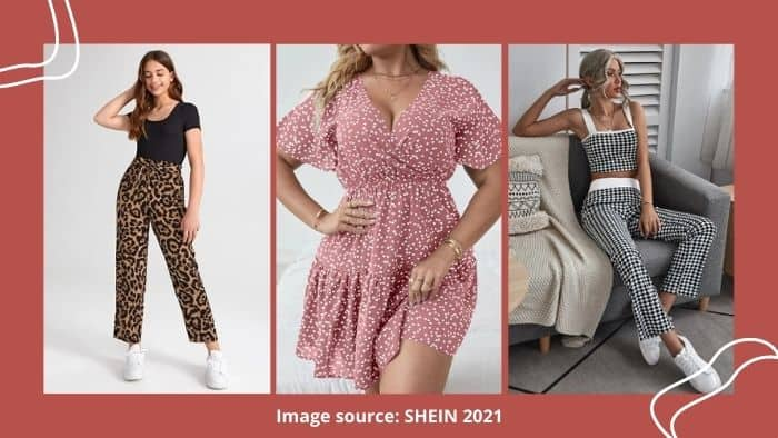 Shein affordable online clothing stores