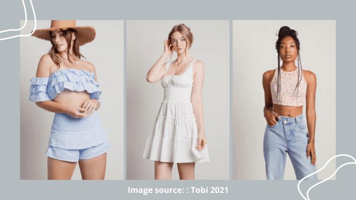 Tobi online shopping for teens