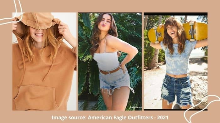 american eagle outfitter online fashion
