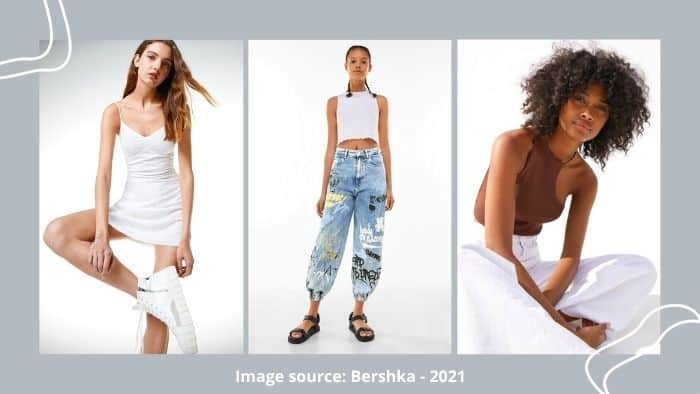 Bershka online store