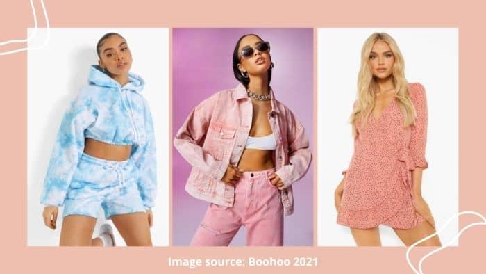 Boohoo online teens fashion