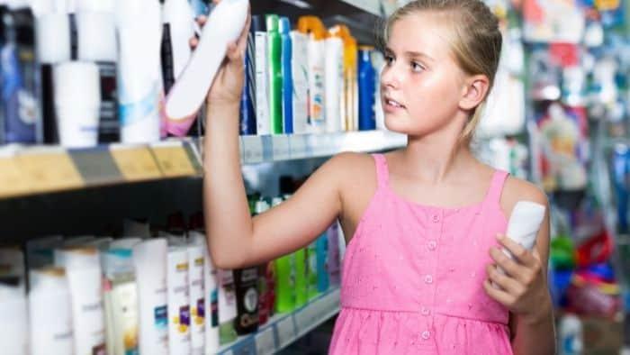 deodorants for kids