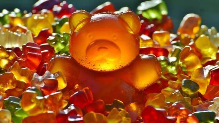 gummy bear contest teens