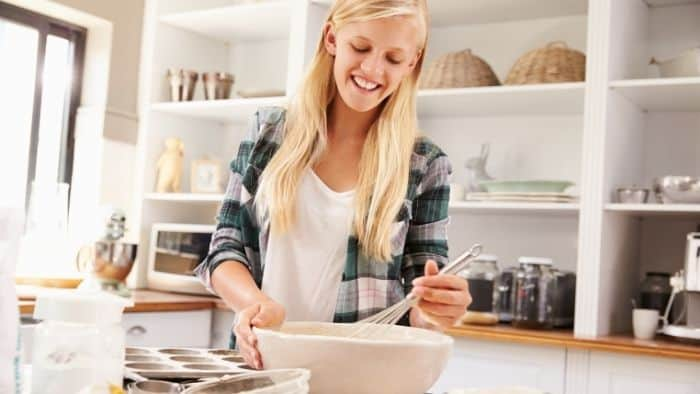 hobbies for teenage girls baking