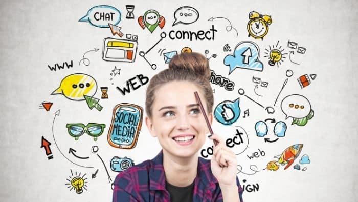 hobbies for teenage girls blogging