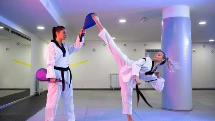 hobbies for teenage girls martial arts