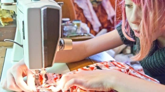 hobbies for teenage girls sewing