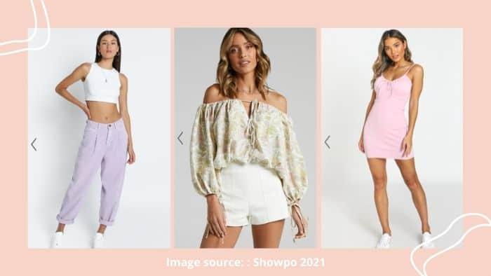 Showpo online shopping