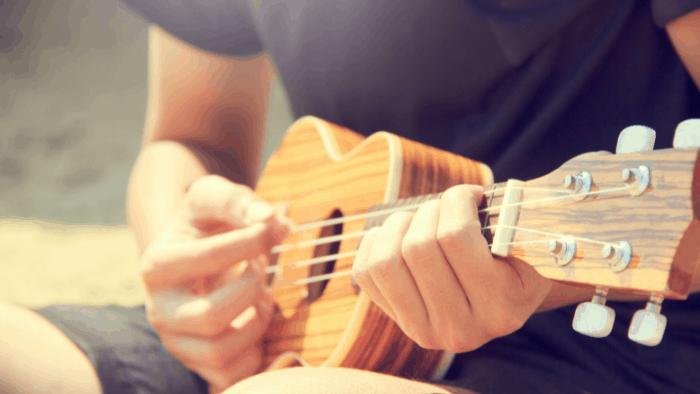 teen hobby boys musical instrument