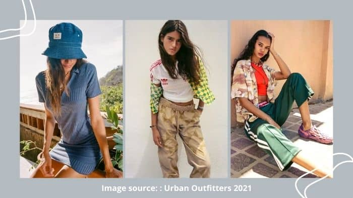 Urban Outfitters teen shopping online