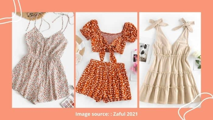 Zaful online store