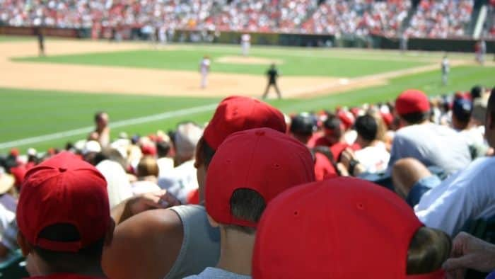 first date ideas for teens - live sports