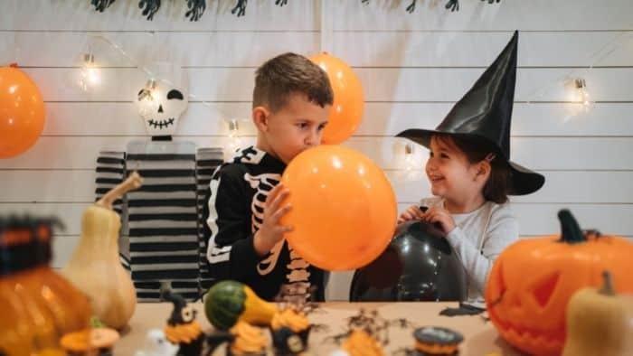 Halloween games for tweens