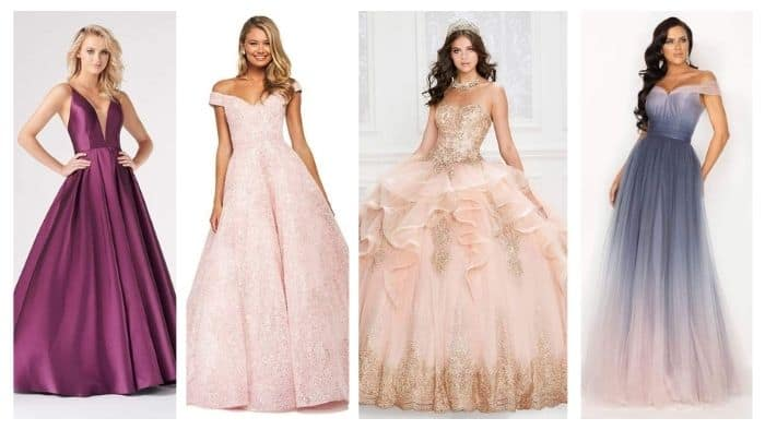 Couture Candy Sweet 16 formal dresses
