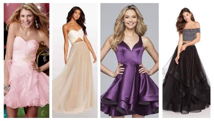 Budget sweet 16 dresses