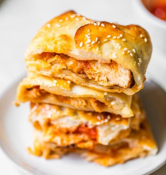 lunch idea for teens chicken parmesan rolls