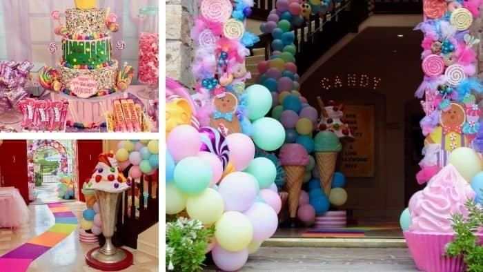Sweet Candyland theme
