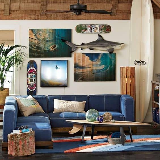 beach surf vibe