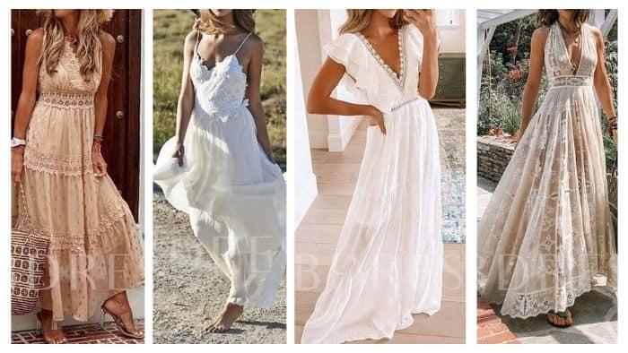 boho sweet 16 dress