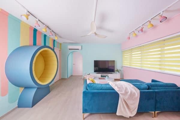 BTS hangout room idea