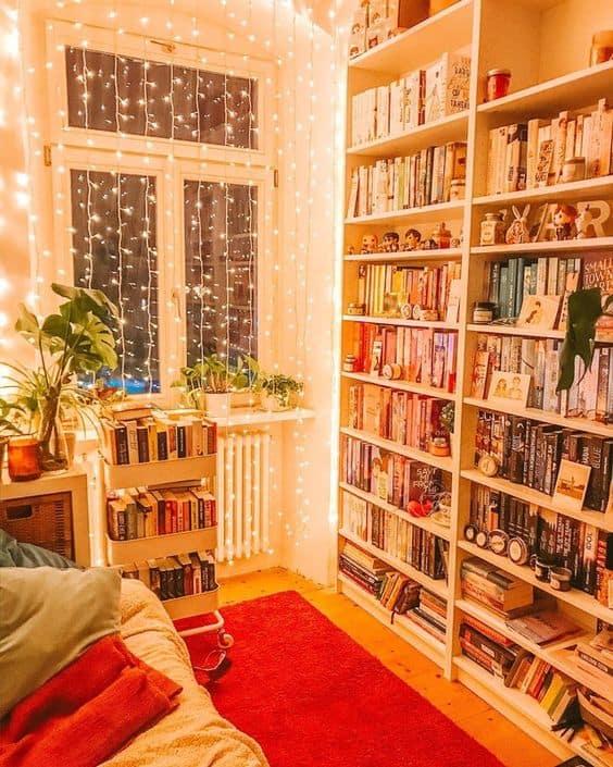 reading nook teen hangout room