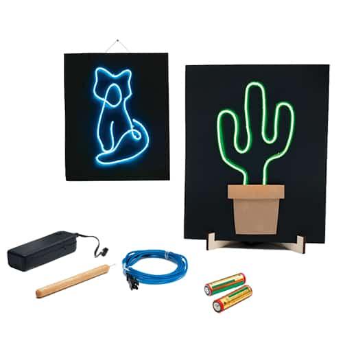 light wire art kit