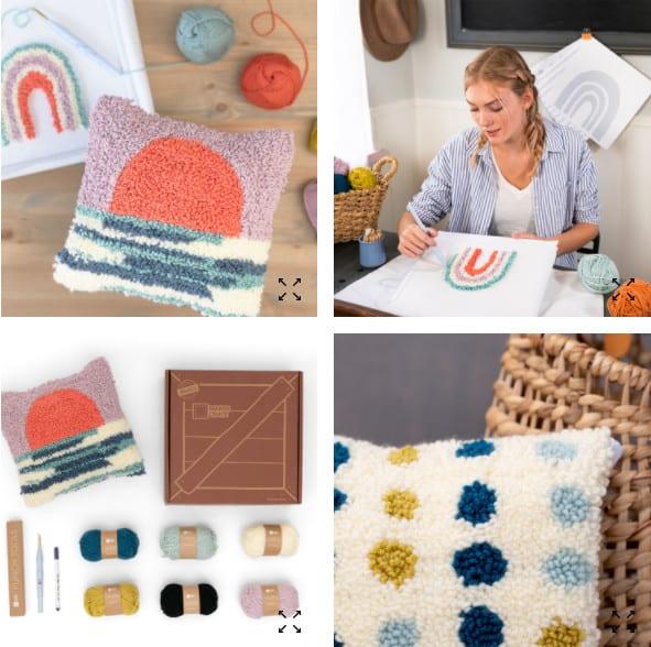 textile art kit