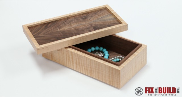 DIY Jewelry Box Ideas & Tutorials