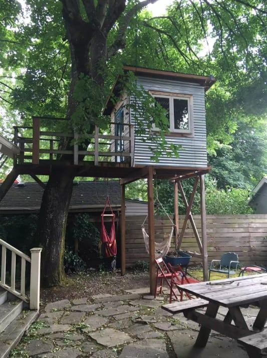 treehouse window ideas