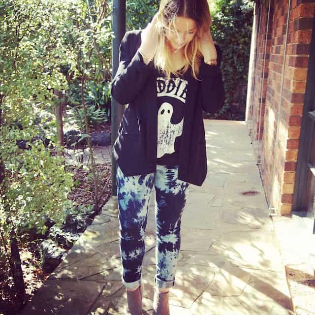DIY tie dye_jeans