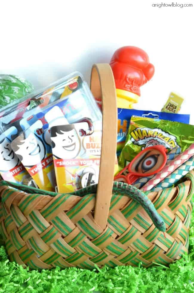 The Trickster Easter Basket For Teenage Guys