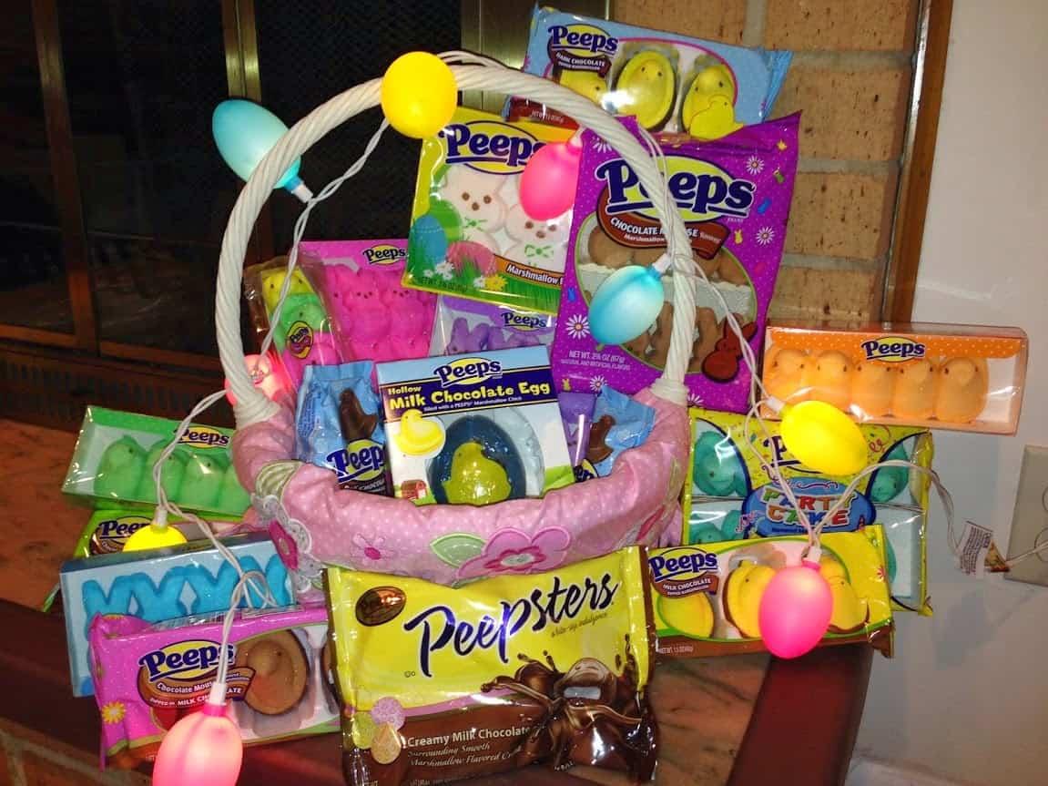 Peeps Easter Basket Fillers For Tweens