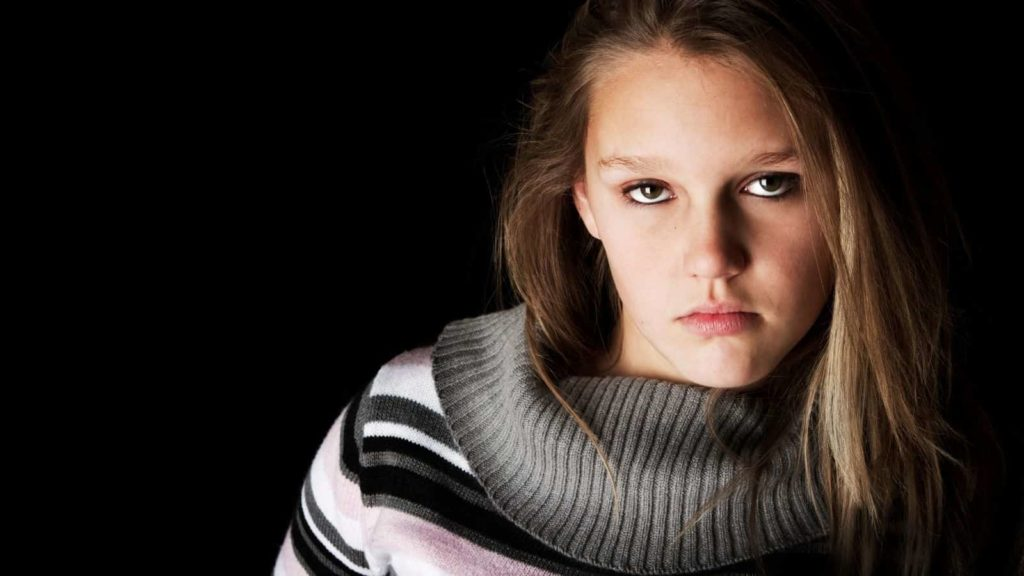 why is my teenage daughter so mean to me?