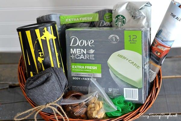 Boy's Care Easter Basket Gift Idea
