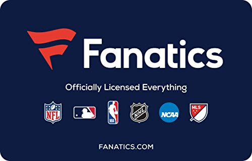 fanatics gift card gifts for 15 year old boys