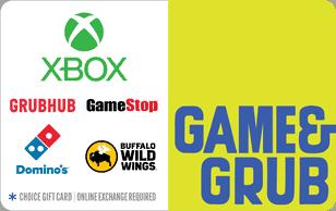 games & grub gift card